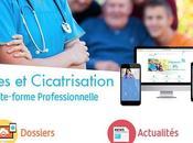 e-PANSEMENT solution gestion Plaies Cicatrisation fait peau neuve Innovation