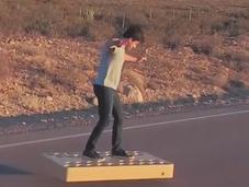 ArcaBoard nouvel hoberboard