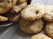 Cookies noix-raisin comme Laura Todd