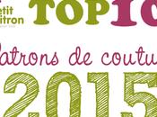 patrons couture plus consultés 2015