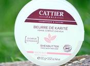 beurre karité Cattier soin ultra nourrissant