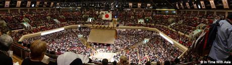 Voyage Assister combats Sumo Tokyo