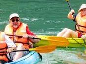 Baie Halong kayak grotte Sung