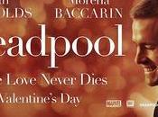 Deadpool joue comédie romantique pour Saint Valentin