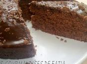 Gâteau danette chocolat