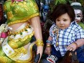 poupées Thaïlande, tout programme (vidéo)