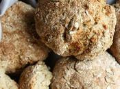 Soda bread farine seigle (vegan)