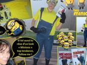 """J'ai testé... Idéal pour carnaval fabriquer déguisement Minion (d'après dessin animé """"Les Minions"""")"""