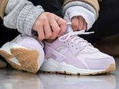 Nike Wmns Huarache Textile Bleached Lilac