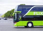 Flixbus ouverture d'une ligne autocar Clermont-Fd Montpellier Sète