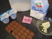 Moelleux chocolat sans oeuf