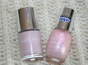 Douceur rose ongles