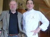 Déjeuner restaurant Belles Perdrix (Saint Emilion), avec Troplong Mondot 2012, 2011, 2010