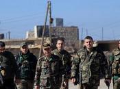 FRAPPES RUSSES. Syrie (cessez-le-feu): terroristes violent mais sont laminés l'armée