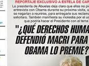 Offensive Droits l'homme dans Página/12 [Actu]