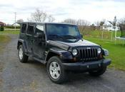 Essai routier: Jeep Wrangler Unlimited 2007