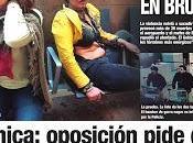 attentats Bruxelles Zaventem dans presse rioplatense Article 4800 [ici]