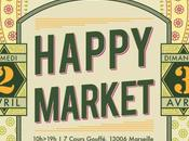 Happy Market fête printemps