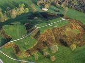 Tumulus Moines Cahokia aurait construit seulement