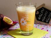 passionnément acidulé pamplemousse, orange, fruit passion