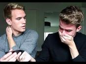 jumeaux annoncent leur homosexualité père, réaction vraiment BOULEVERSANTE