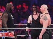 Shaquille O'Neal fait apparition WrestleMania