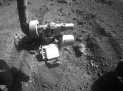 Mars, Opportunity évite déraper observe colonne poussière