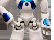 robot donne leçon d'humanité