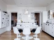 creative retro kitchen