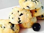 Cookies Olives Noires Feta Parmesan