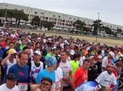 Marathon Côte Beauté, plus 2200 coureurs piste cyclable