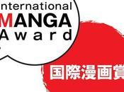 inscriptions Prix International Manga sont ouvertes