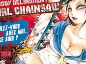 Bloody Delinquent Girl Chainsaw MIKAMOTO chez Akata