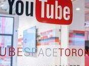 YouTube ouvre portes espace créatif Toronto
