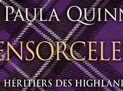 Héritiers Highlands Tome L'ensorceleur Paula Quinn