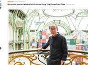Monumenta,Huang Yong Ping serpent géant Grand Palais