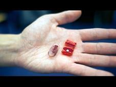 robot-origami nouvel allié l'e-santé