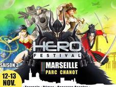 HeroFestival L'affiche troisième édition