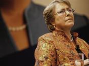 Chili Michelle Bachelet, disgrâce
