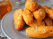 Beignet algérien miel Sbiaat Laaroussa