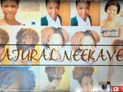 tuto coiffure afro avec Natural Neekave