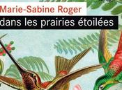 Dans prairies étoilées Marie-Sabine Roger