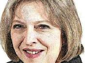 Theresa May, nouvelle Premier Ministre britannique