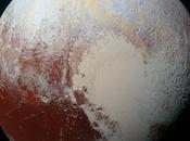 après survol Pluton, images Horizons