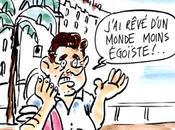 Caricature Christian Estrosi
