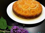 Gâteau Yaourt, Amandes Abricots, comme Tatin