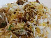 Hyderabadi ghost biryani Biryani d'agneau hyderabadi lamb