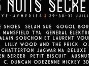 Gagnez places pour Shoes, Selah Sue, Petit Biscuit… Nuits Secrètes