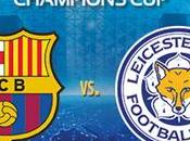 rencontre champions BARCELONE LEICESTER CITY Direct Kabylie-Sport