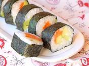 Recette Maki saumon avocat facile